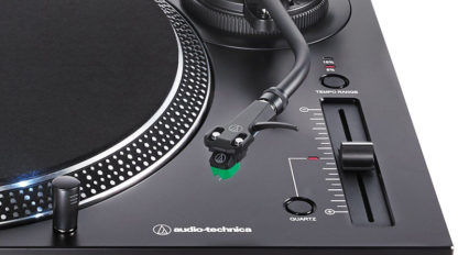Audio-Technica AT-LP120XBl