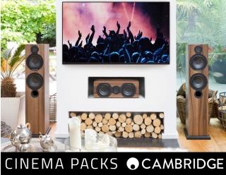 Cambridge Audio Cinema Packs