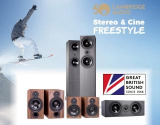 Ofertas altavoces Cambridge Audio