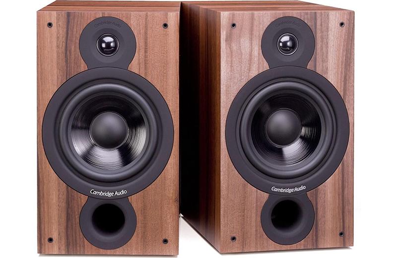 Altavoces estantería Cambridge Audio