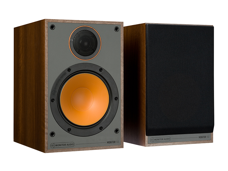 Monitor Audio M100 Nogal
