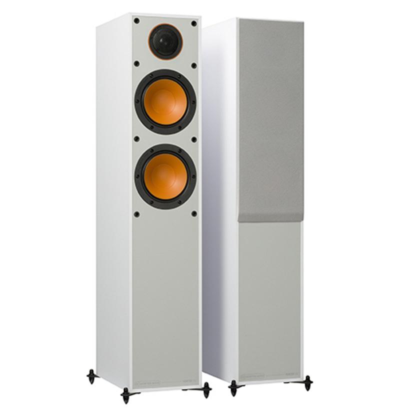 Monitor Audio M200 blanco