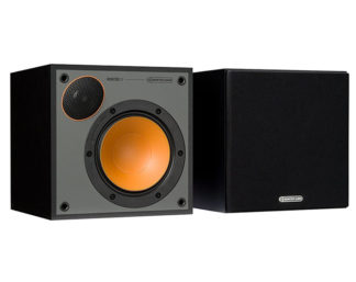 Monitor Audio M50 negro