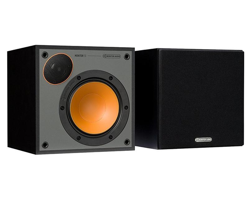 Monitor Audio M50 negro