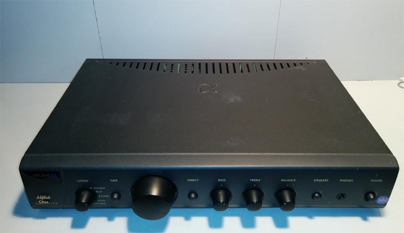 Arcam amplificador