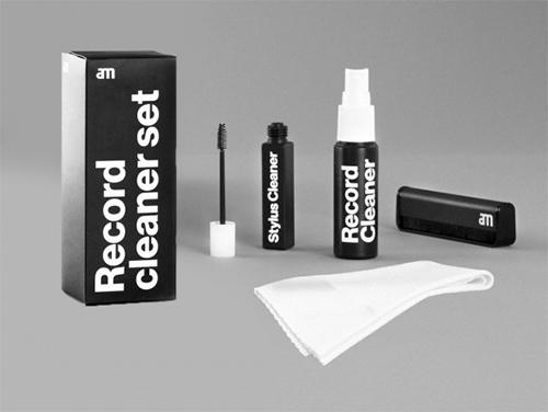 Productos para limpiar vinilos y agujas