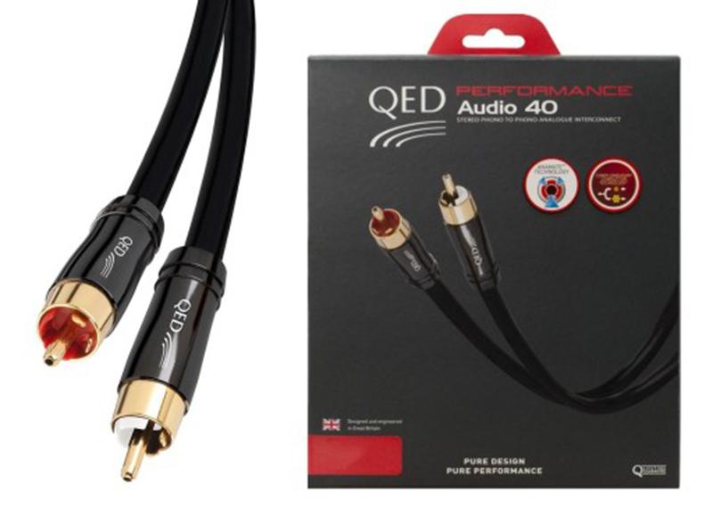 Qed Performance audio 40