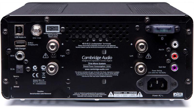 Cambridge Audio One V2 back