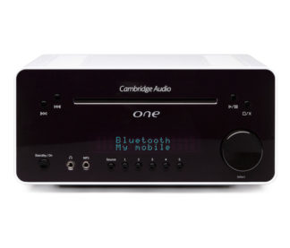 Cambridge Audio One V2 white