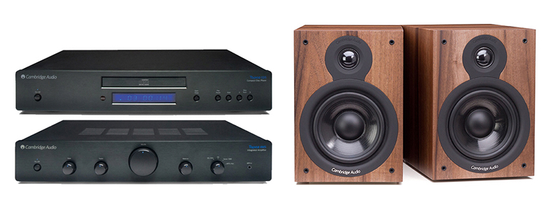 Cambridge Audio AM-CD5 + SX50