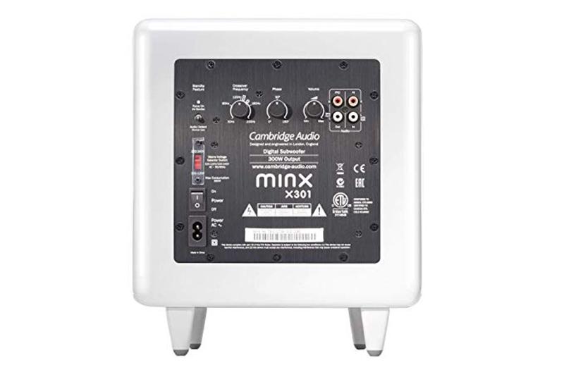 Conexiones del MINX X301