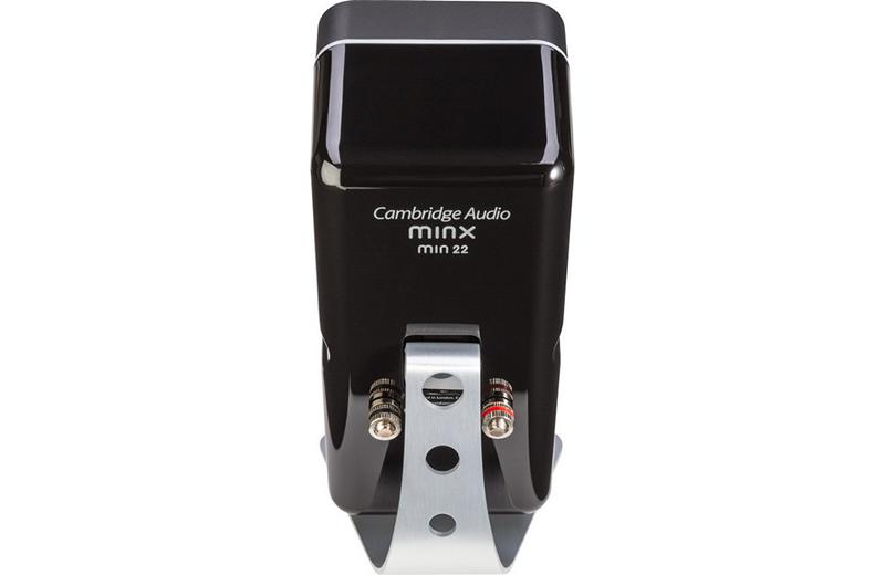 Cambridge Audio MINX22 + soporte pequeño