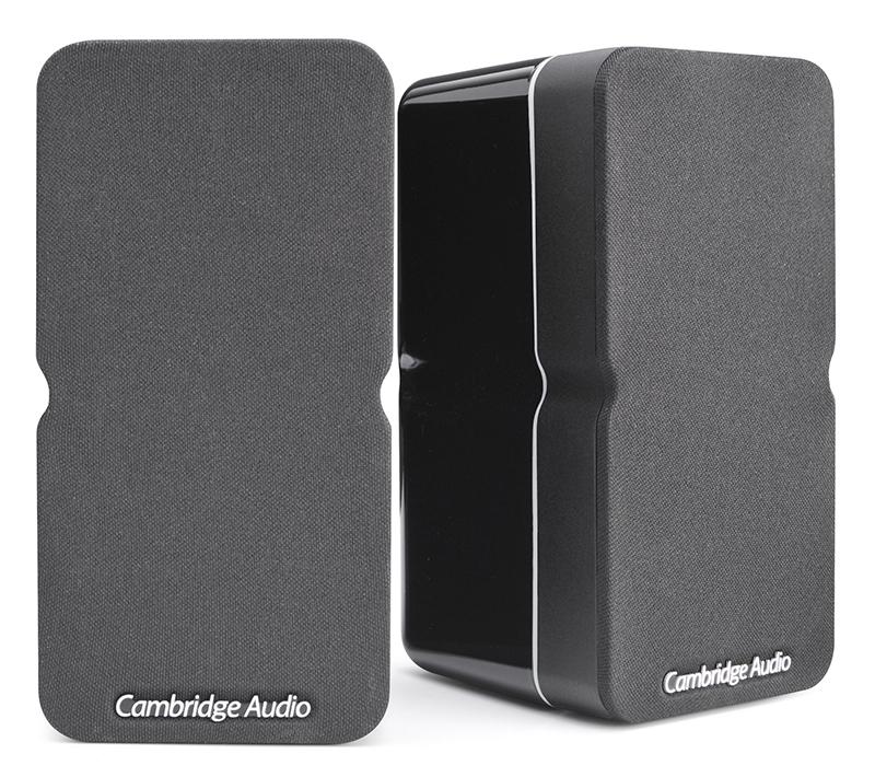Cambridge Audio MINX22 Black