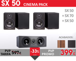Cambridge Audio SX50 Cinema Pack