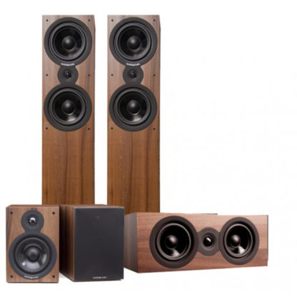 Cambridge Audio SX80 Cinema Pack Walnut
