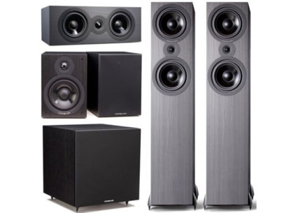 Cambridge Audio SX80 Cinema Pack Black