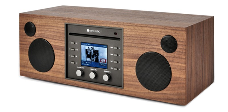 Como Audio Musica Walnut