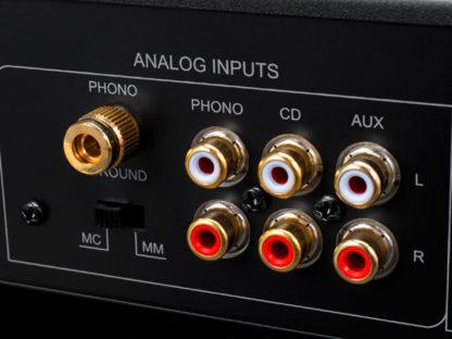 Emotiva BasX PT-100 con previo de phono