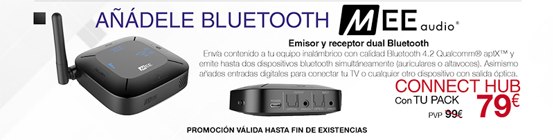 Extra Mee Audio Bluetooth