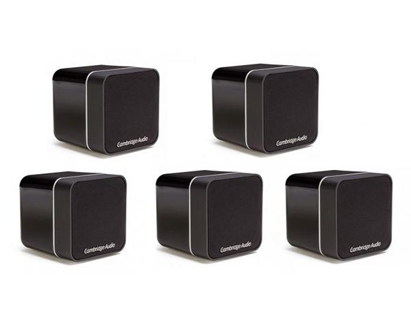 Cambridge Audio Minx12 Pack Black