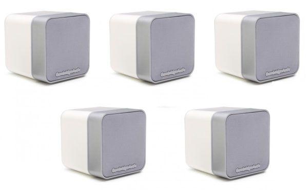 Cambridge Audio Minx12 Pack White