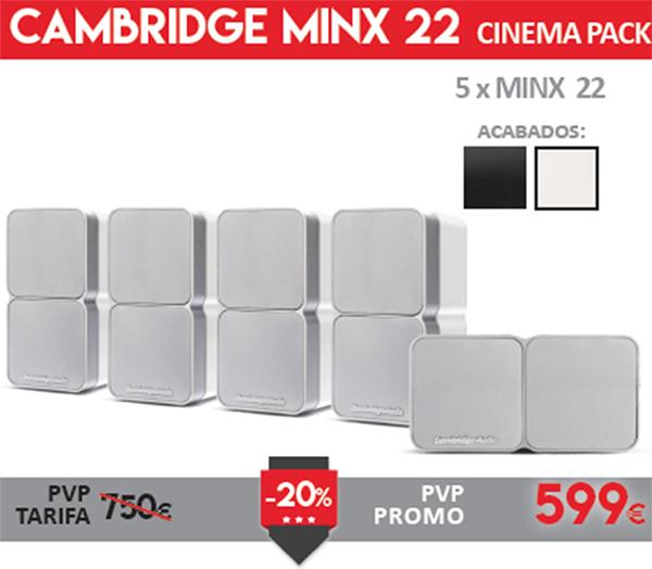 Pack Minx22