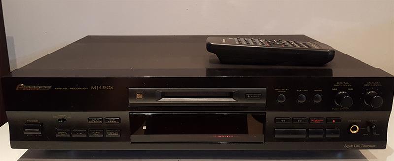 Pioneer MJ-D508