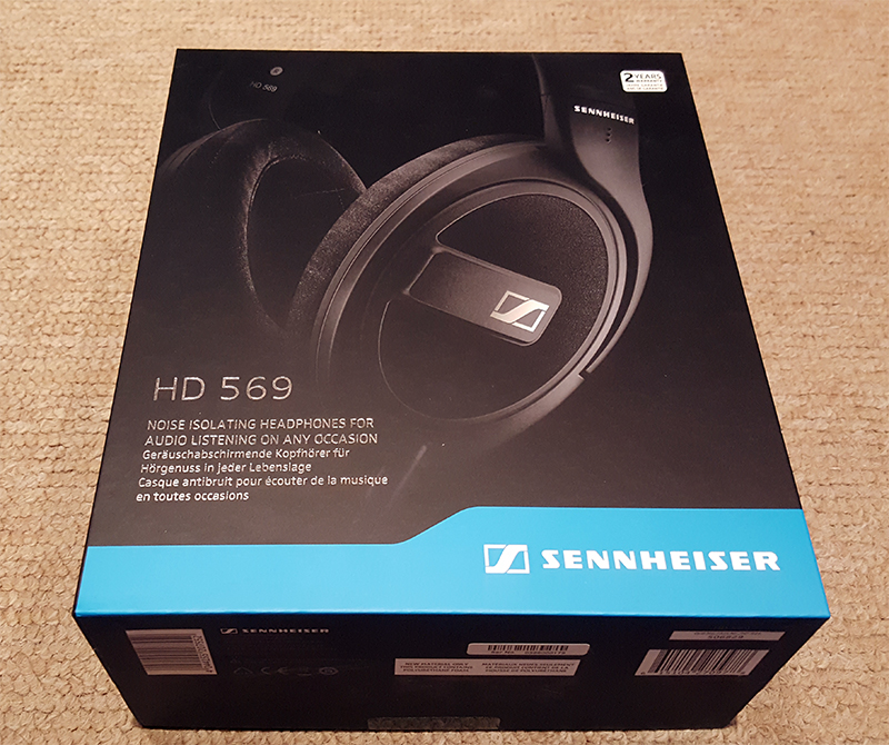 Sennheiser HD569