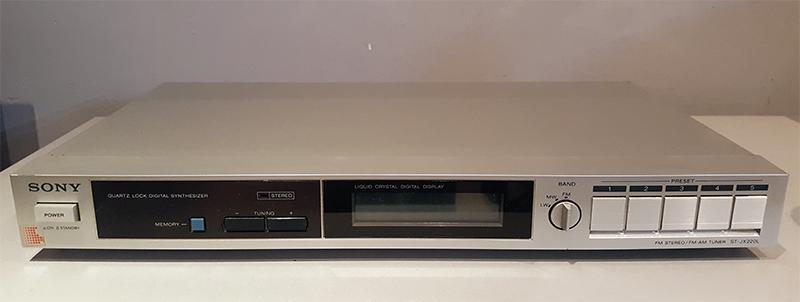 Sony ST-JX220L