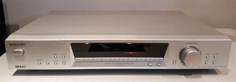 Sony ST-SE370