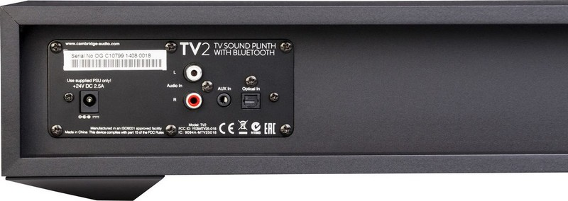 Cambridge Audio TV2c