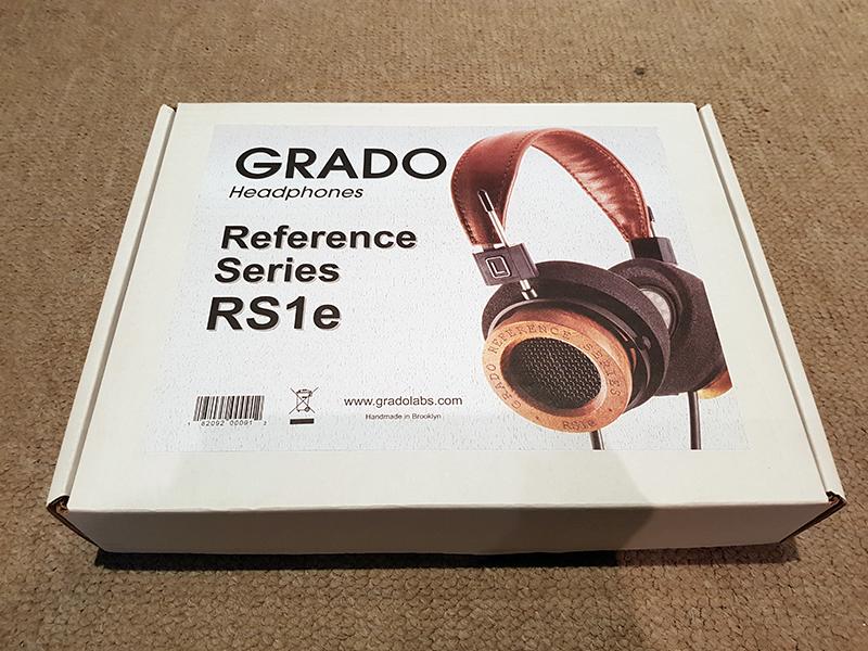 Grado Reference RS1e exdemo