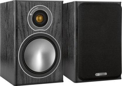 Monitor Audio Bronze 1 Negro madera