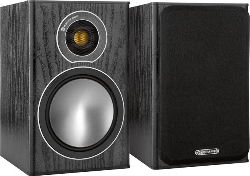 Monitor Audio Bronze 1 Negro madera