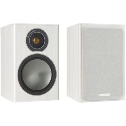 Monitor Audio Bronze 1 Vinilo blanco