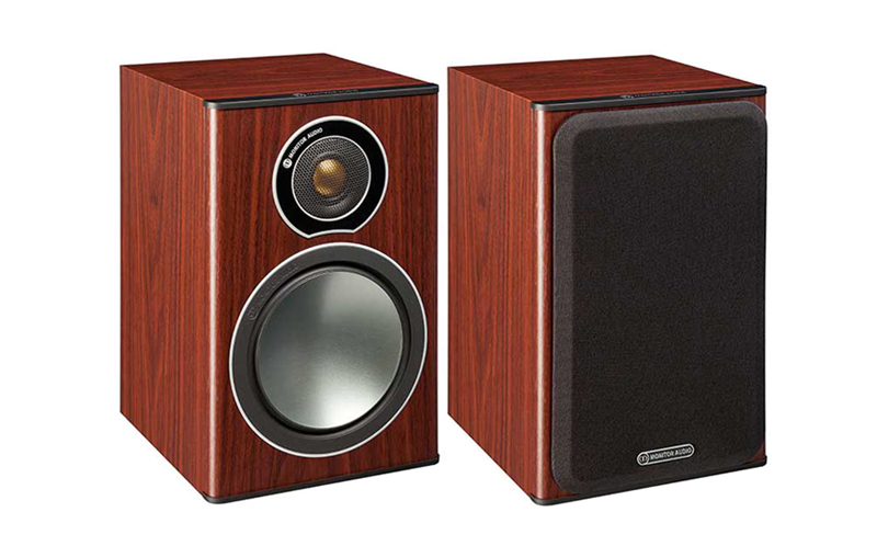 Monitor Audio Bronze 1 Nogal