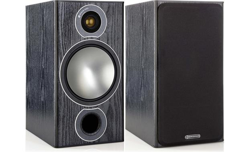 Monitor Audio Bronze 2 Negro madera