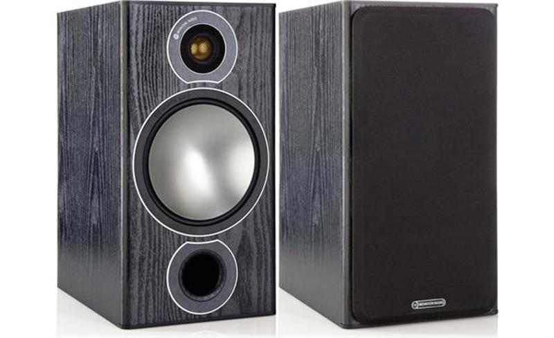 Monitor Audio Bronze 2 Negro madera