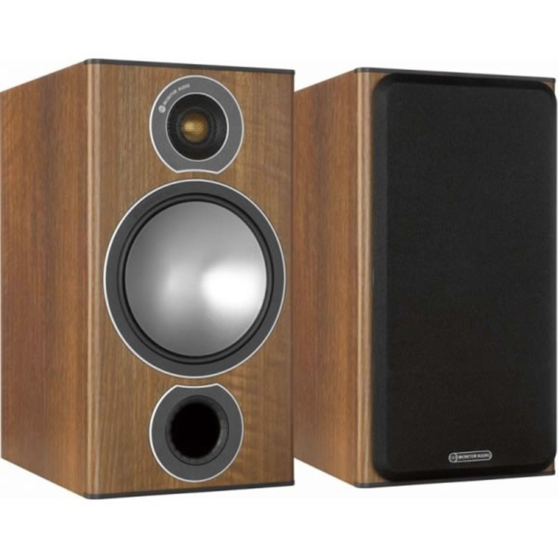 Monitor Audio Bronze 2 Nogal