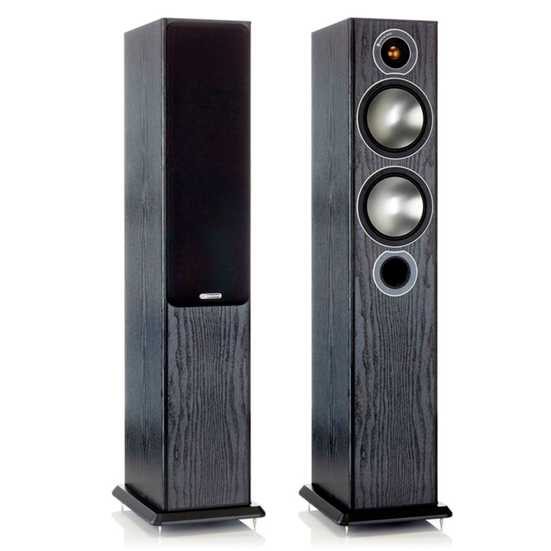 Monitor Audio Bronze 5 Negro madera