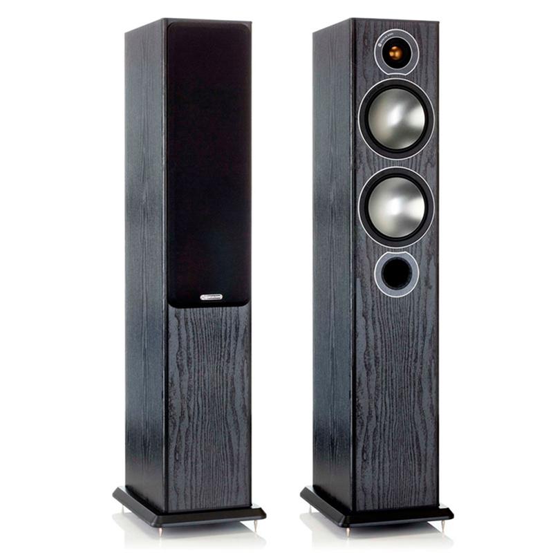 Monitor Audio Bronze 5 Negro madera
