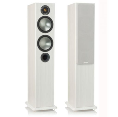 Monitor Audio Bronze 5 Vinilo blanco
