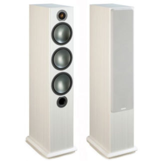 Monitor Audio Bronze 6 Vinilo blanco