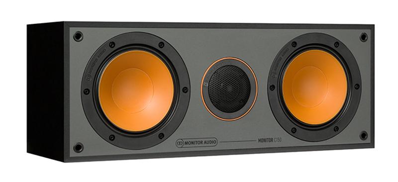 Monitor Audio MC150 Negro madera