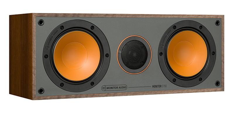 Monitor Audio MC150 Nogal.