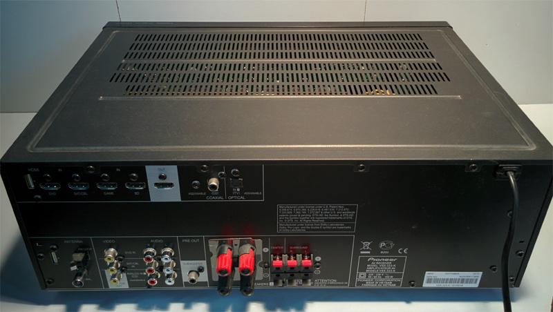 Pioneer VSX-323b