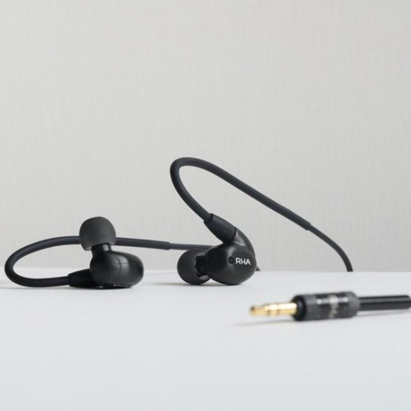 RHA T20 Wireless con cable