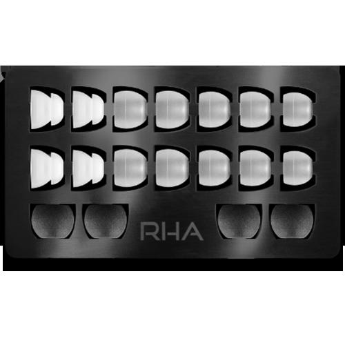 RHA T20i Black recambios