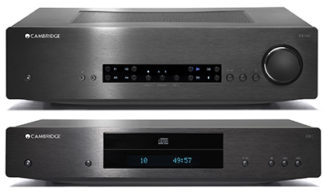 Amplificador + Reproductor de CD