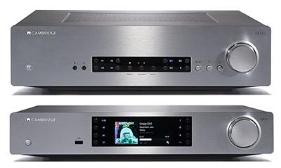 Amplificador + Streamer